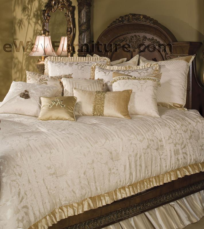 Champagne Bedding Collection