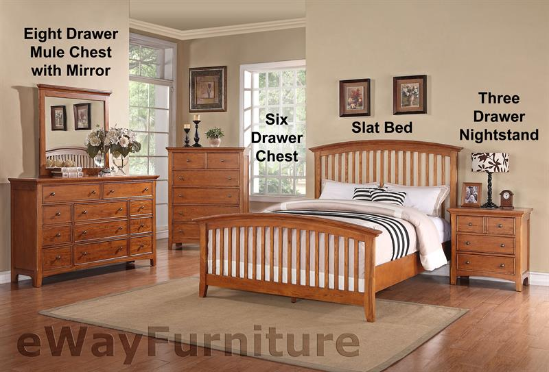 Shaker Style Bedroom Furniture Sets