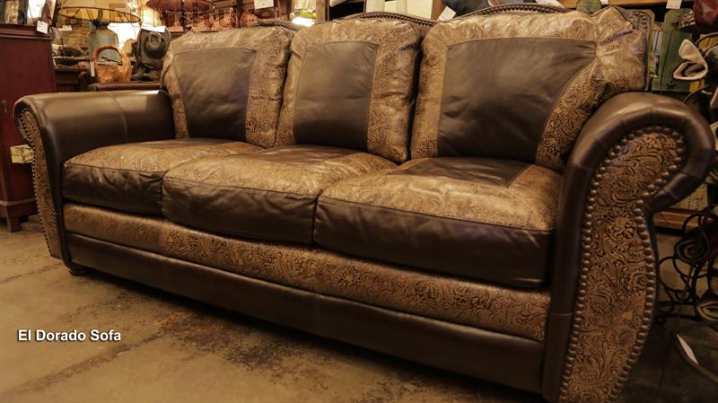 United Leather El Dorado Handmade 100 Top Grain Leather