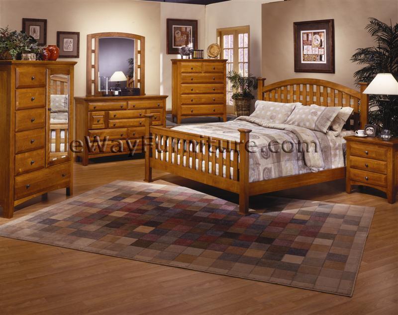 solid ash latticework bedroom set. Black Bedroom Furniture Sets. Home Design Ideas